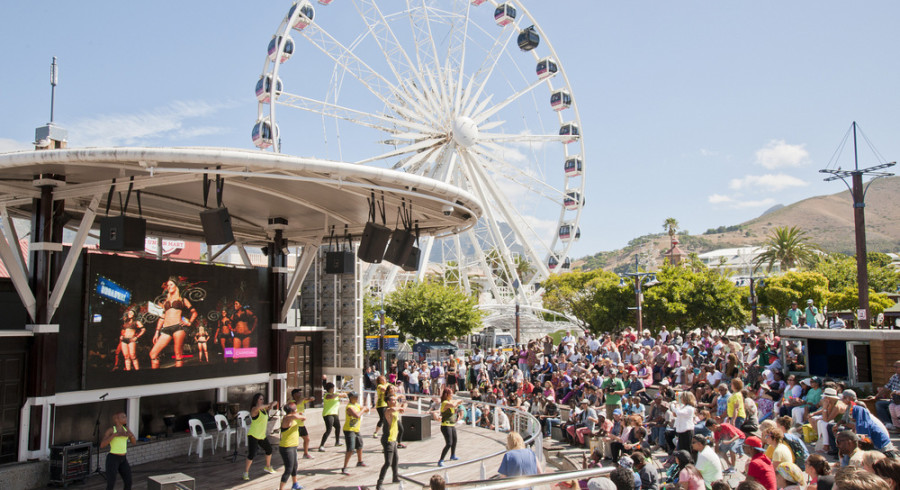 Cape Town Carnival Update: V&A Waterfront Mini-Carnivals 2015