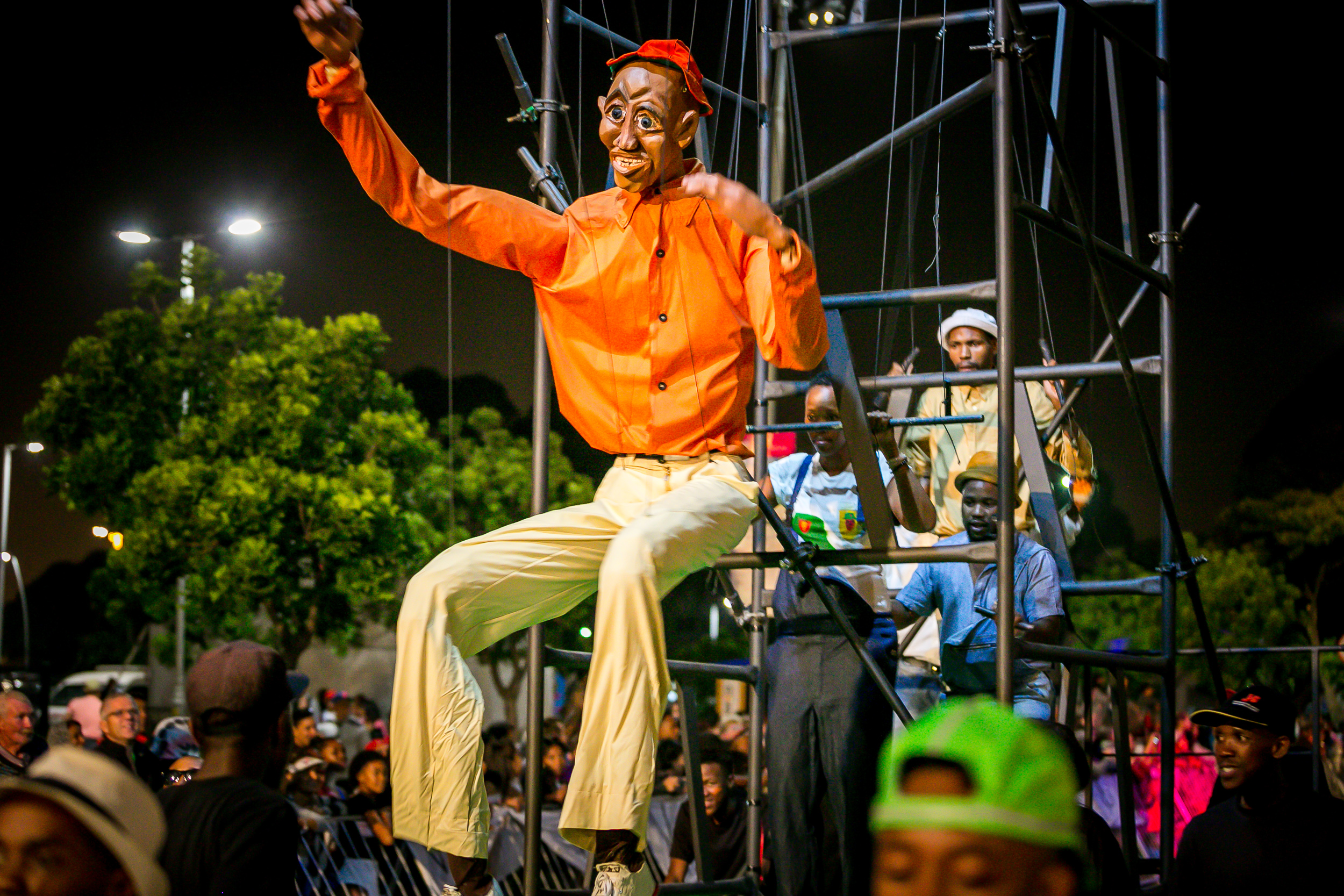2016 Cape Town Carnival Documentary release