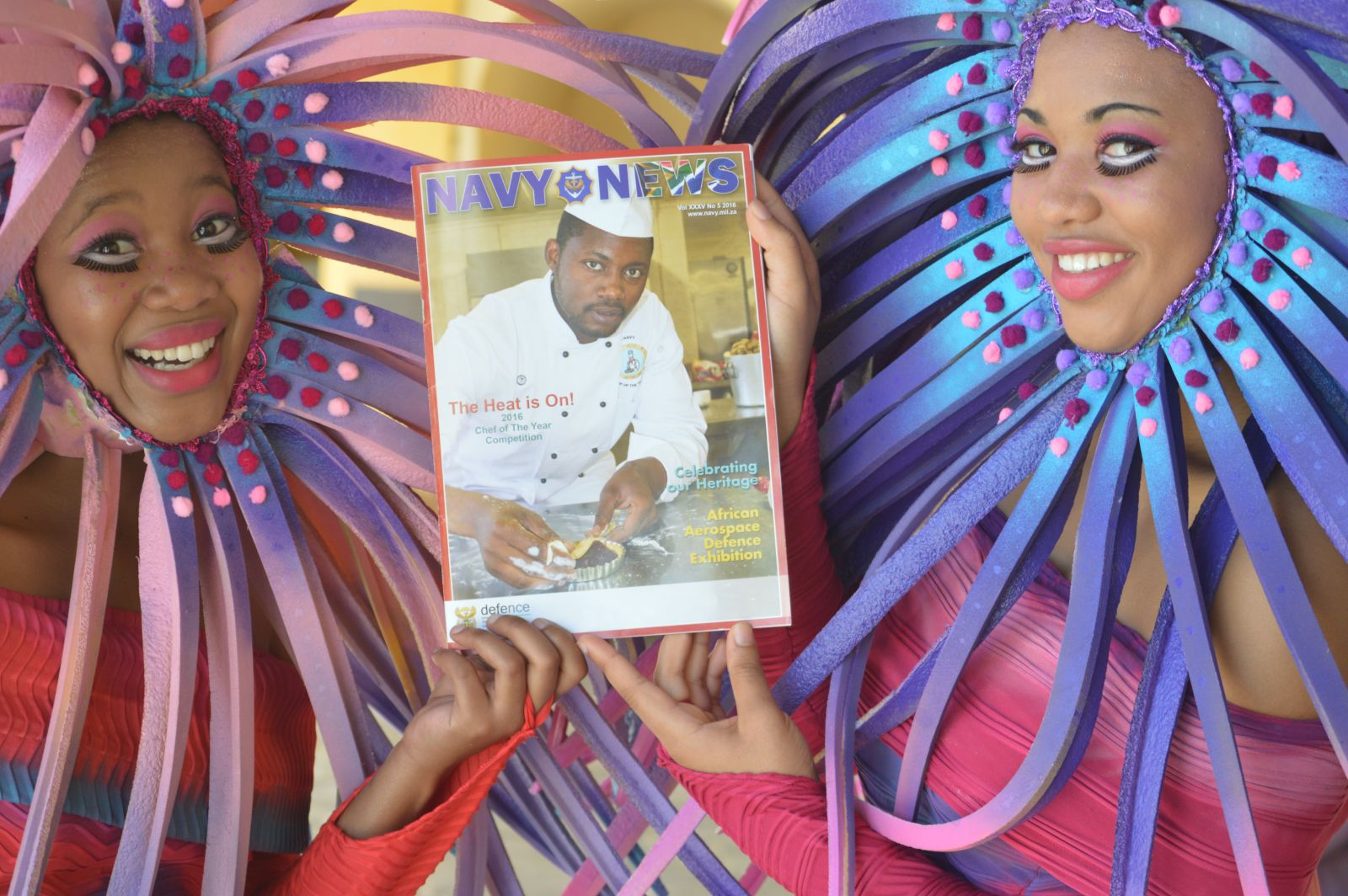 Cape Town Carnival 2017 Activation with SA Navy