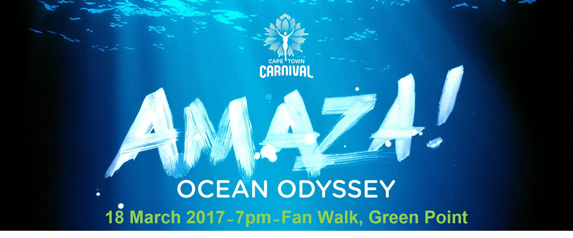40 DAYS UNTIL CAPE TOWN CARNIVAL'S OCEAN ODYSSEY COMES TO LIFE