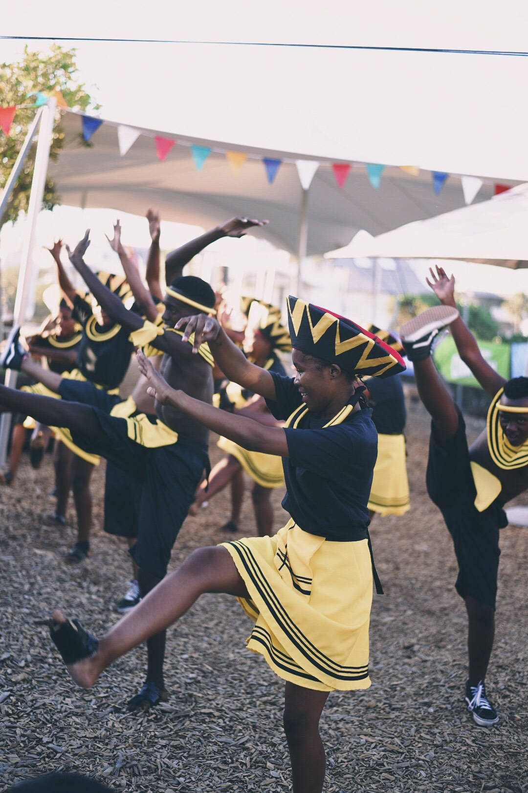 PLANNING FOR AFRICA'S COLOURFUL AND DIVERSE STREET PARTY
