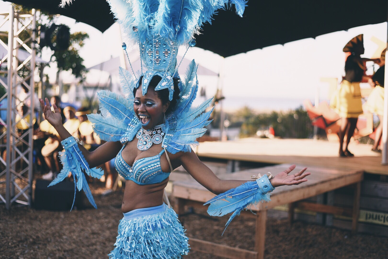 Cape Town Carnival Update: CAPE TOWN CARNIVAL CHANGES LIVES FOR THE BETTER