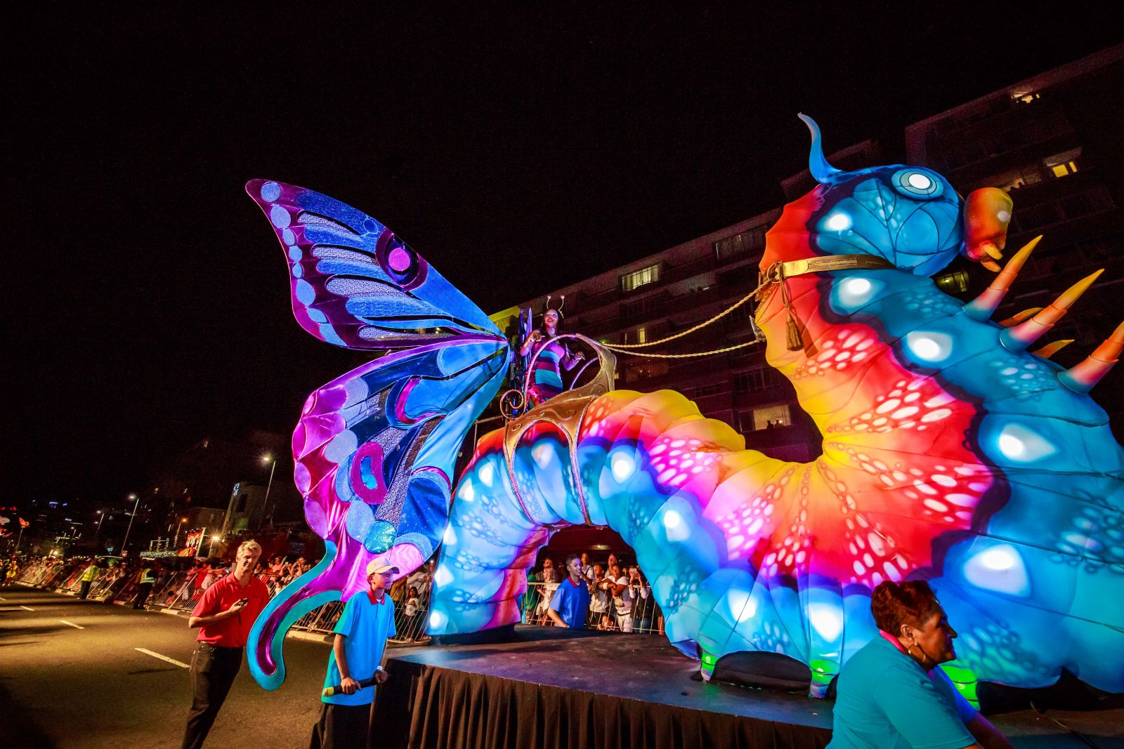 Cape Town Carnival Update: Cape Town Carnival Images 2018