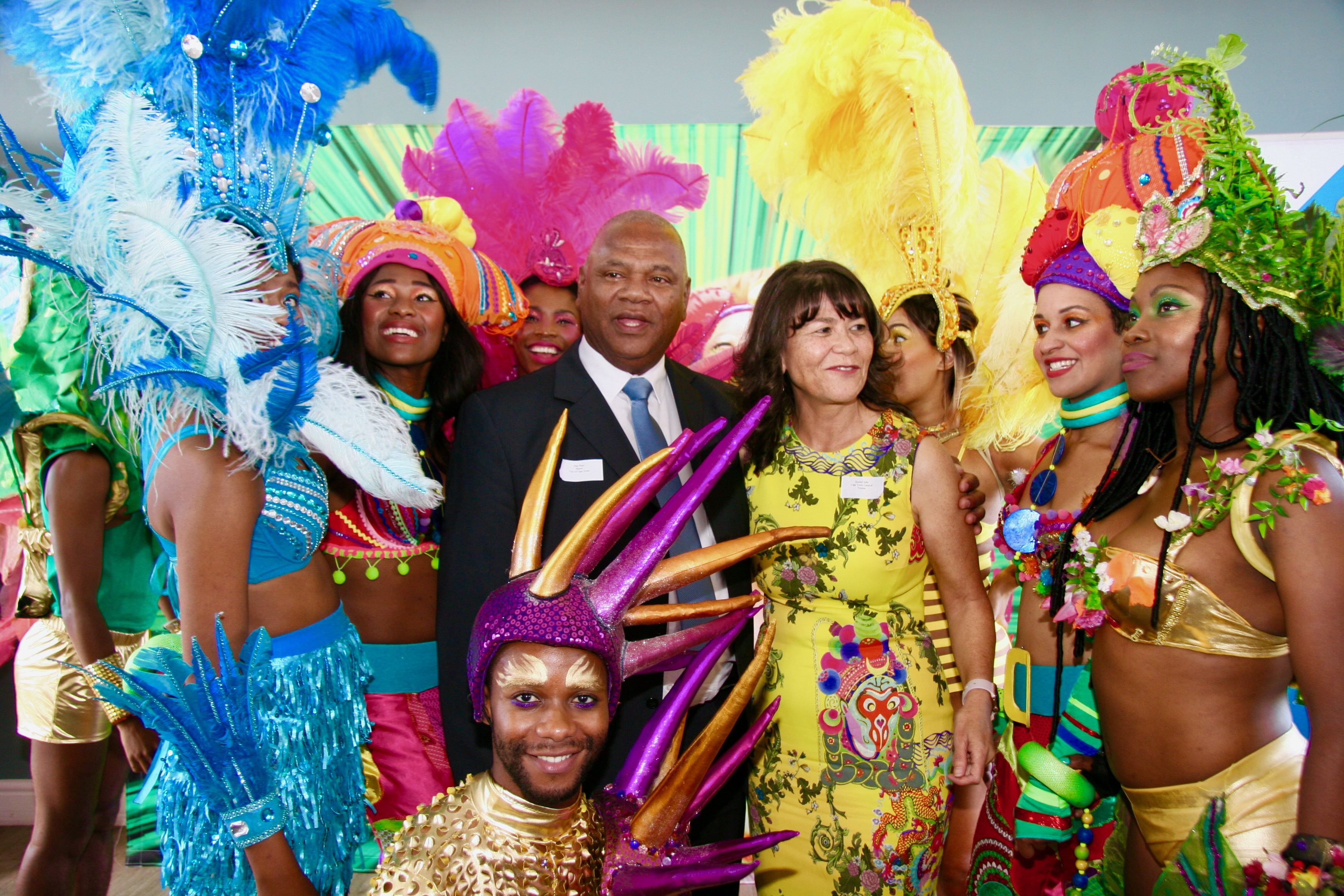 EXCITEMENT IS BUILDING FOR ANNUAL CAPE TOWN CARNIVAL IN MARCH
