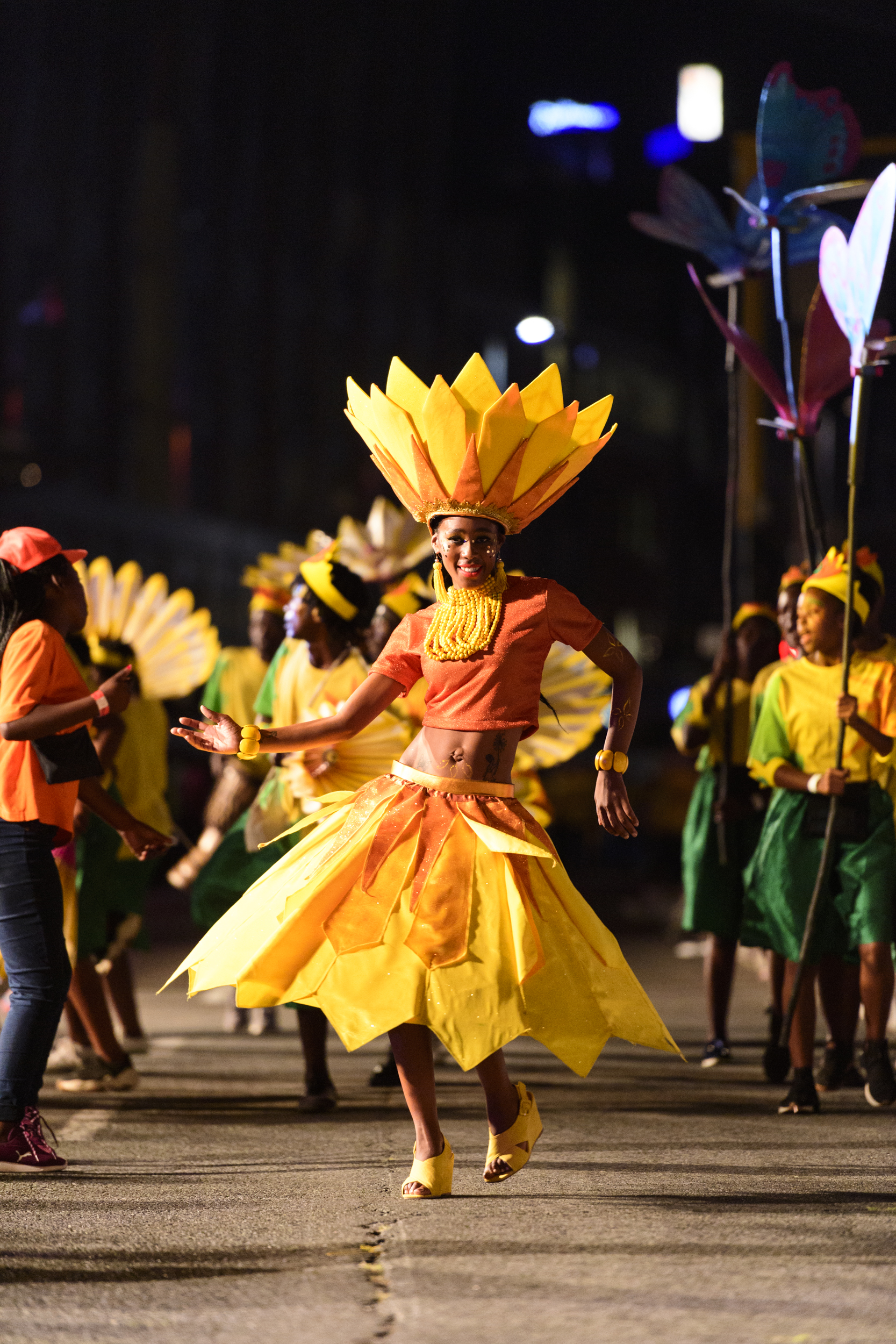 Cape Town Carnival celebrates the hero in each of us