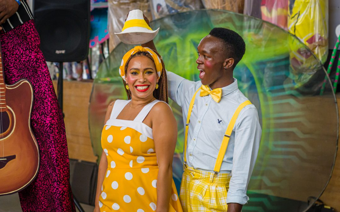 Carnival brings Sophiatown's vibrant defiance back to life