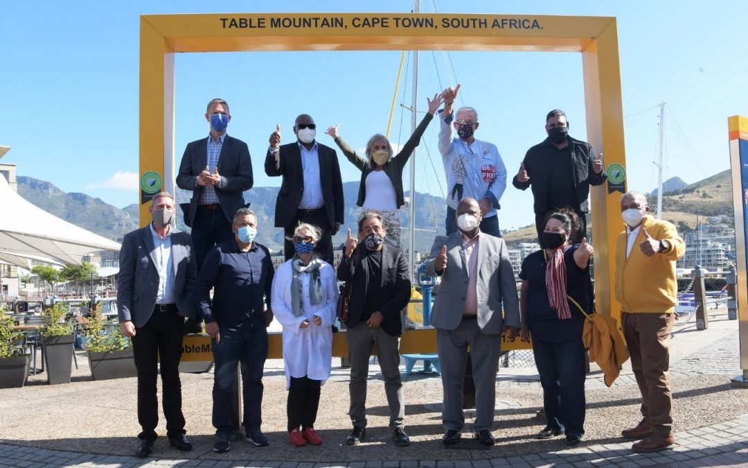 Hat trick for Cape Town as Africa's events capital